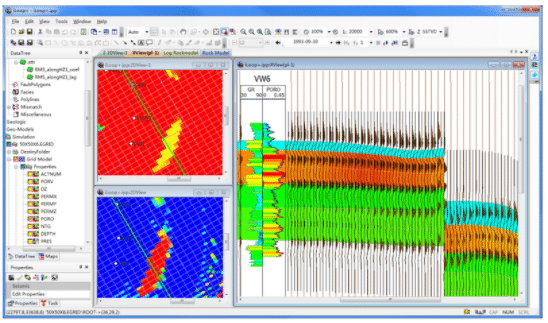 Reservoir Model QC Using Seismic Data